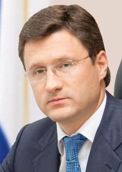 Александр Новак (Aleksandr Novak)