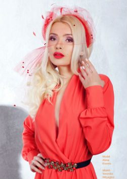 Алена Кравец (Alena Kravets)
