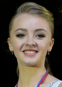 Александра Степанова (Alexandra Stepanova)