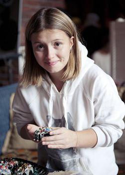 Алина Кукушкина (Alina Kukushkina)