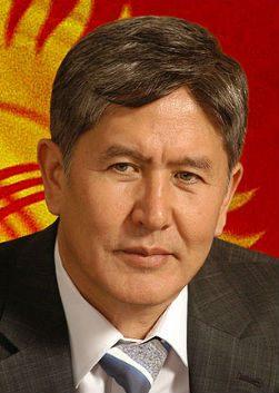Алмазбек Атамбаев (Almazbeck Atambaev)