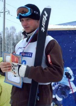 Андрей Волков (Andrei Volkov)