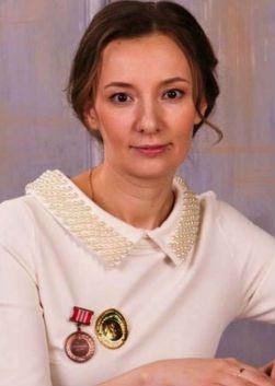 Анна Кузнецова (Anna Kuznetsova)