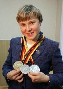 Анна Богалий-Титовец (Anna Bogaliy-Titovets)