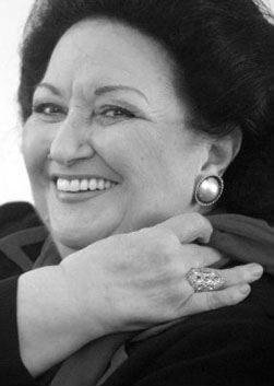Монтсеррат Кабалье (Montserrat Caballe)