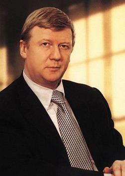 Анатолий Чубайс (Anatolii Chubais)