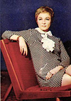 Алла Демидова (Alla Demidova)