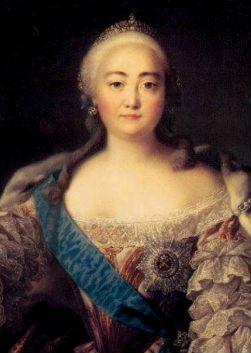 Елизавета I Петровна (Elizabeth of Russia)