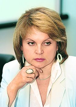Элла Памфилова (Ella Pamfilova)
