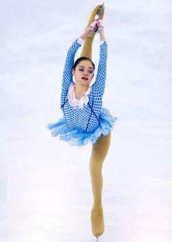 Евгения Медведева (Evgenia Medvedeva)