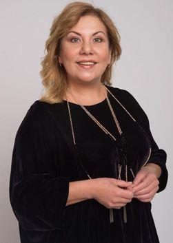 Марина Федункив (Marina Fedunkiv)