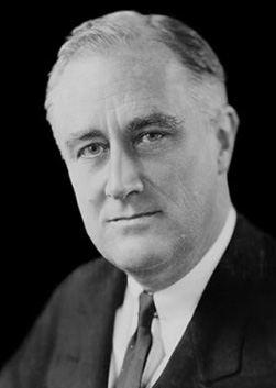 Франклин Рузвельт (Franklin Roosevelt)