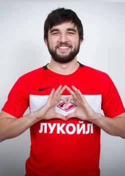 Георгий Джикия (Georgi Dzhikiya)