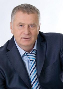 Владимир Жириновский (Vladimir Zhirinovskii)