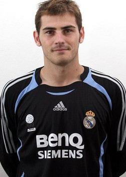 Икер Касильяс (Iker Casillas)