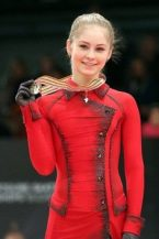 Юлия Липницкая (Yulia Lipnitskaya)