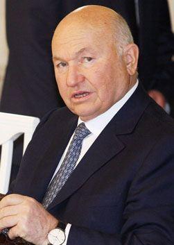 Юрий Лужков (Yuri Luzhkov)