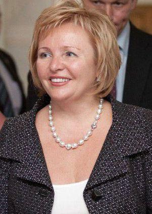 Людмила Путина (Lyudmila Putina)