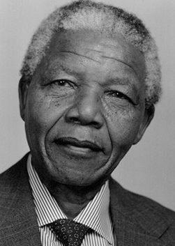 Нельсон Мандела (Nelson Mandela)