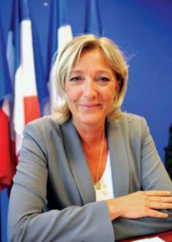 Марин Ле Пен (Marine Le Pen)