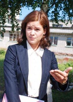Мария Гайдар (Mariya Gaydar)