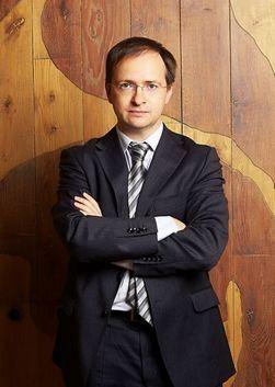 Владимир Мединский (Vladimir Medinskiy)