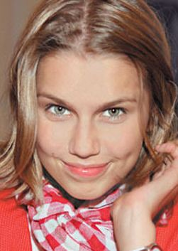 Дарья Мельникова (Daria Melnikova)