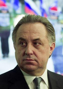 Виталий Мутко (Vitaliy Mutko)