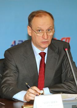 Николай Патрушев (Nickolay Patrushev)