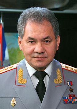 Сергей Шойгу (Sergei Shoigu)
