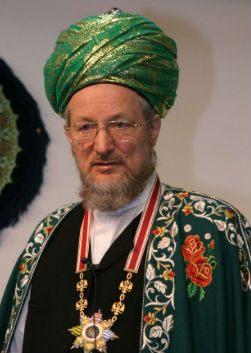 Талгат Таджуддин (Tälgät Tacetdin)
