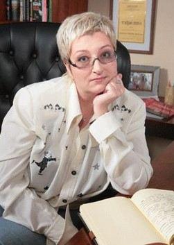 Татьяна Устинова (Tatiana Ustinova)