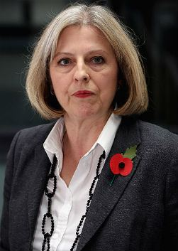 Тереза Мэй (Theresa May)