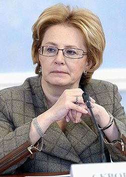 Вероника Скворцова (Veronika Skvortsova)