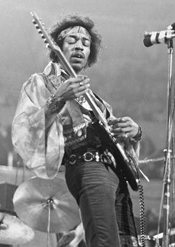 Джимми Хендрикс (Jimi Hendrix)