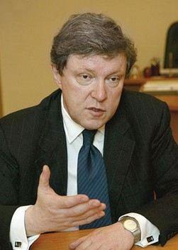 Григорий Явлинский (Grigoriy Yavlinskiy)