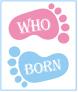 Who born
